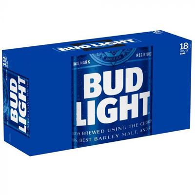 Labatt Breweries 18C Bud Light 6390ml