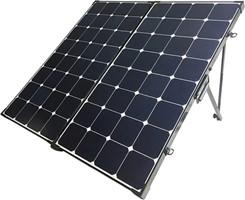 Renogy 200W Eclipse Monocrystalline Solar Suitcase without controller