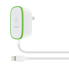 Belkin 2.4 Amp Home Charger with MicroUSB Cable