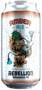 Rebellion Brewing Company 4C Rebellion Amber 1892ml