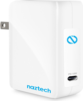 Naztech 18W PD USB Type-C Wall Charger