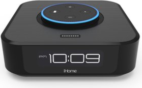iHome iAVS1 Speaker system for Amazon Echo Dot Display
