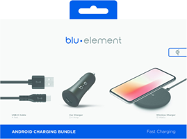 Blu Element Android Devices Power Charging Bundle