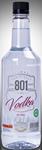 Errington Lake Distillery 801 Premium Vodka 750ml