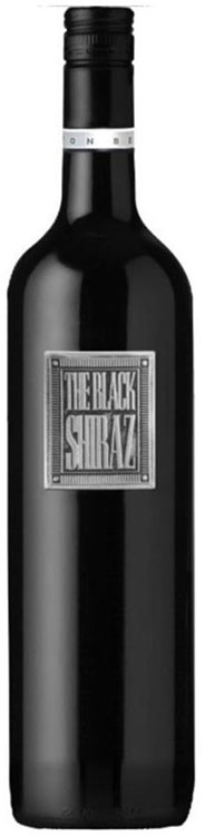 Berton Metal Label Black Shiraz 750ml