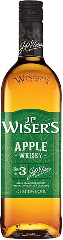 J.P Wiser's Apple Whisky 750ml