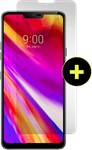 Gadget Guard LG G7 ThinQ Black Ice Plus Edition Tempered Glass Screen Guard