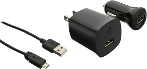 Griffin 10W PowerDuo Charger