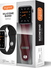 Base Apple Watch Silicone Bands  - Small (38/40mm)