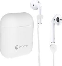 mWorks mCASE! Airpod Case Skin and Airpod Straps Bundle