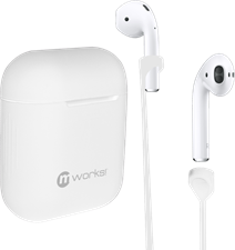 mWorks mCASE! Airpod Case Skin and Airpod Straps Bundle
