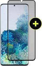 Gadget Guard Galaxy S20 Plus Ice Plus Cornice Flex Screen Protector