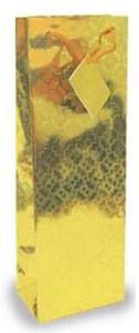 Smith & Doyle Holographic Gold Gift Bag