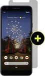 Gadget Guard Google Pixel 3a Black Ice Plus Glass Screen Protector