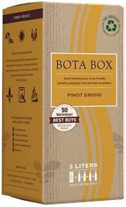 Select Wines & Spirits Bota Box Pinot Grigio 3000ml