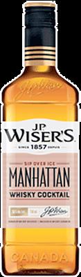 Corby Spirit & Wine J.P Wiser's Manhattan Canadian Whisky 750ml