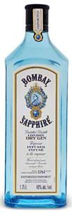 Bacardi Canada Bombay Sapphire 1750ml