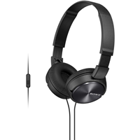 Sony ZX310 Over Ear Headphones