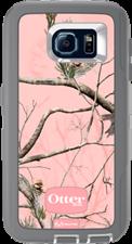 OtterBox Galaxy S6 Realtree Camo Defender Case