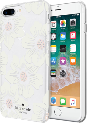 Kate Spade iPhone 8/7/6s/6 Plus Protective Hardshell Case