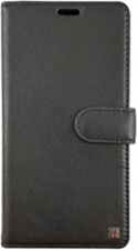 Uunique iPhone XS Max Genuine Leather 2-in-1 Detachable Folio Case