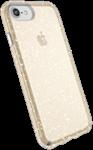 Speck iPhone 8/7/6s/6 Presidio Clear Glitter Case