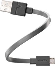 Ventev Chargesync 6'' Micro Cable