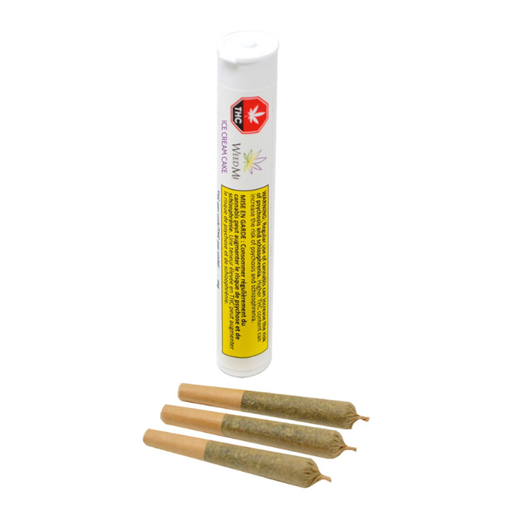 Ice Cream Cake - Weed Me - Pre-Roll