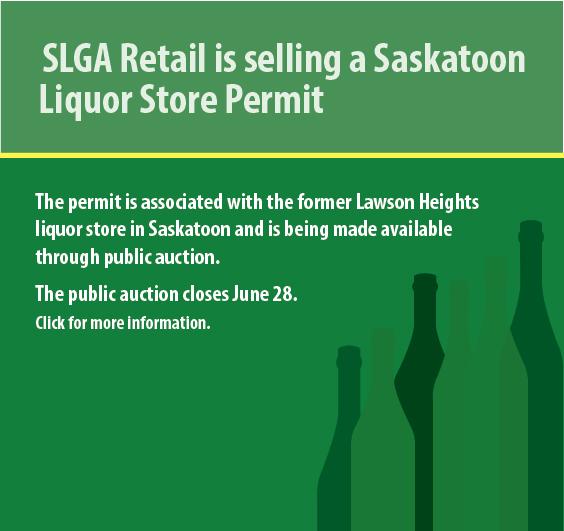 Saskatoon Liquor Permit Auction 2