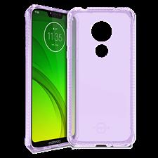 ITSKINS Motorola Moto G7 Power Spectrum Clear Case