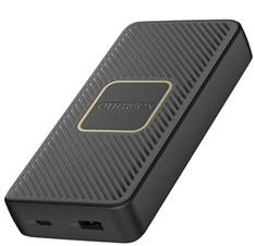 OtterBox Otterbox - Fast Charge Wireless Power Bank 15000 Mah - Twilight