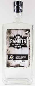 Bandits Distilling Bandits Traditional Moonshine 750ml
