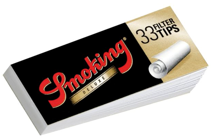 Smoking, Deluxe Filter Tips