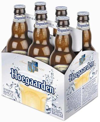Labatt Breweries 6B Hoegaarden 1980ml