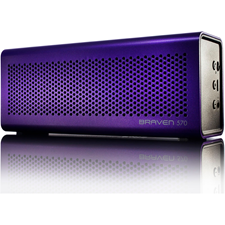 Braven 1200 mAh 570 Portable Wireless Speaker (PURPLE/BLACK)