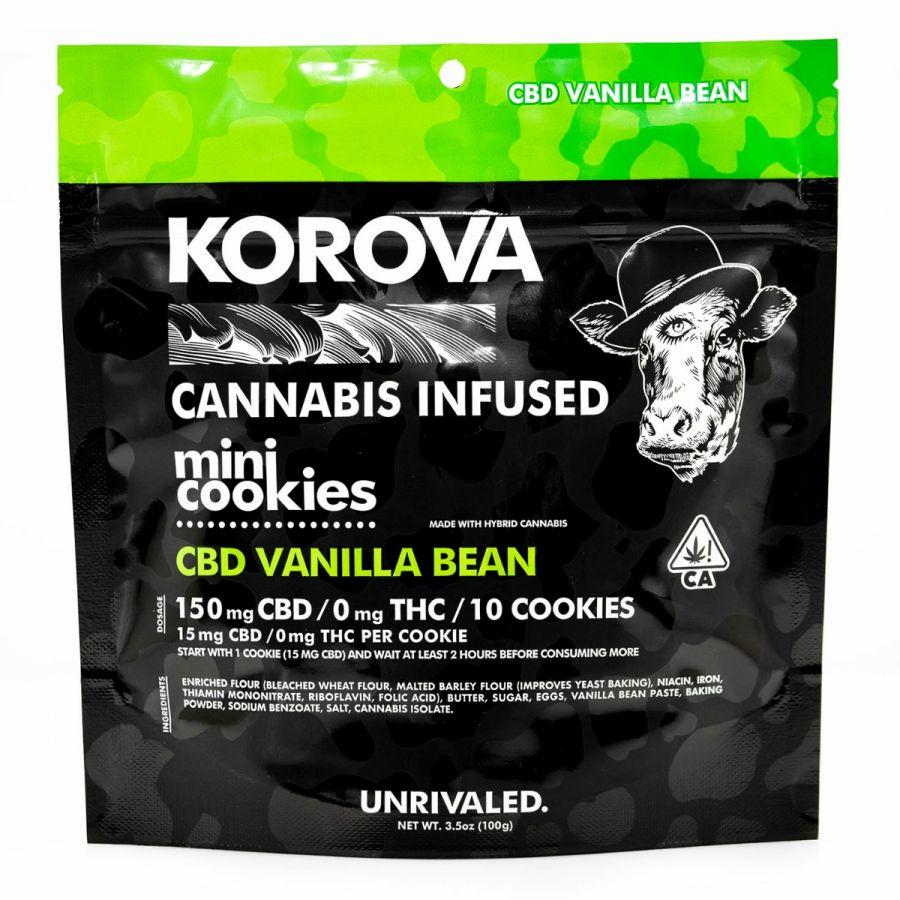Korova: CBD Vanilla Bean 150mg