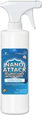CrystalTech Nano Attack Multi-Surface Cleaner and Sanitizer 16oz