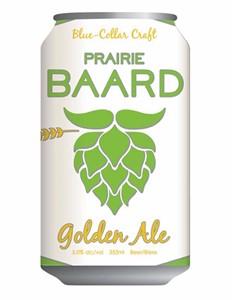Bomber Brewing Prairie Baard Golden Ale 2130ml