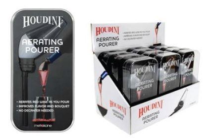 Smith & Doyle Houdini Aerating Pourer