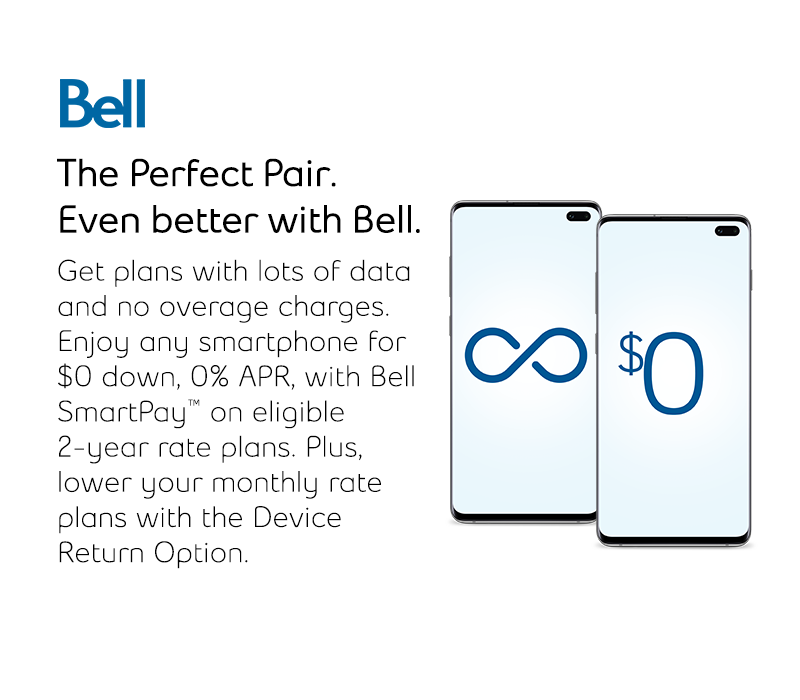 The Perfect Pair. Even better with Bell.