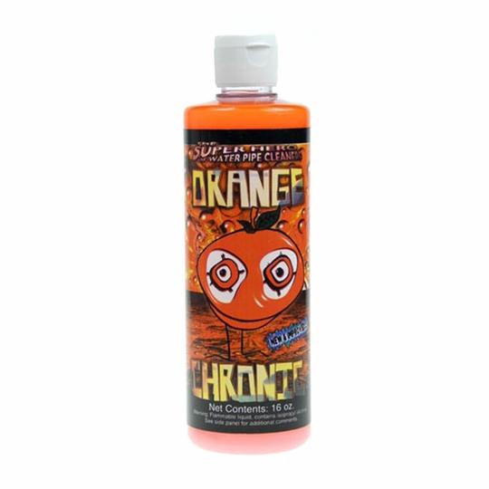 Orange Chronic Pipe Cleaner