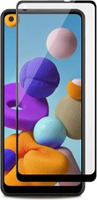 Blu Element Galaxy A21 Tempered Glass Screen Protector w/Installation Kit
