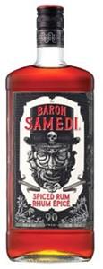 Forty Creek Distillery Baron Samedi Spiced Rum 750ml