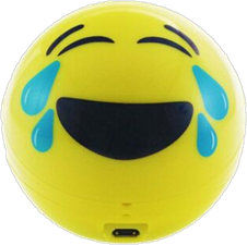 Gabba Goods Emoji Bluetooth Speaker