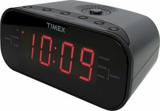 iHome Dual Alarm Clock Radio with 1.2 inch Red Display