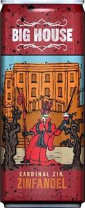 Corby Spirit & Wine Big House Cardinal Zinfandel Can 250ml