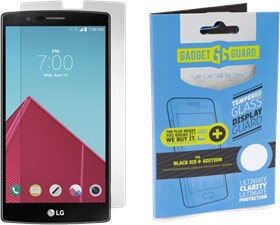 Gadget Guard LG G4 Black Ice+ Screen Guard