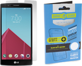Gadget Guard LG G4 Black Ice+ Screen Guard
