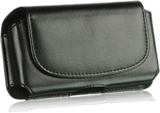 Luxmo - Dw Horizontal Large Pouch - Black