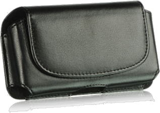 Luxmo - Dw Horizontal Large Pouch - Black